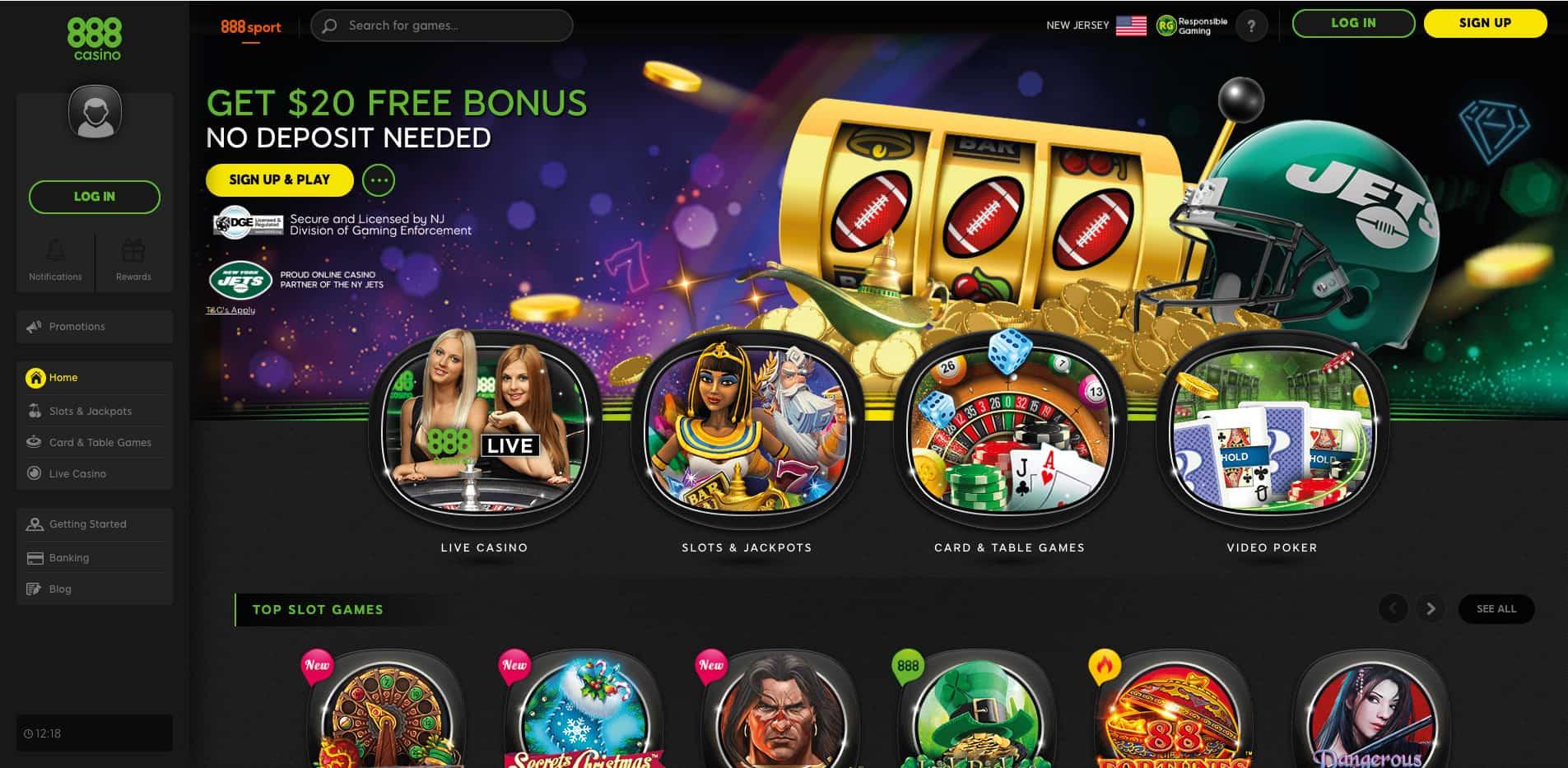 Www 888 Casino