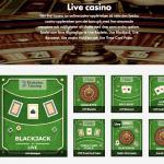Spela live casino spel hos Dunder
